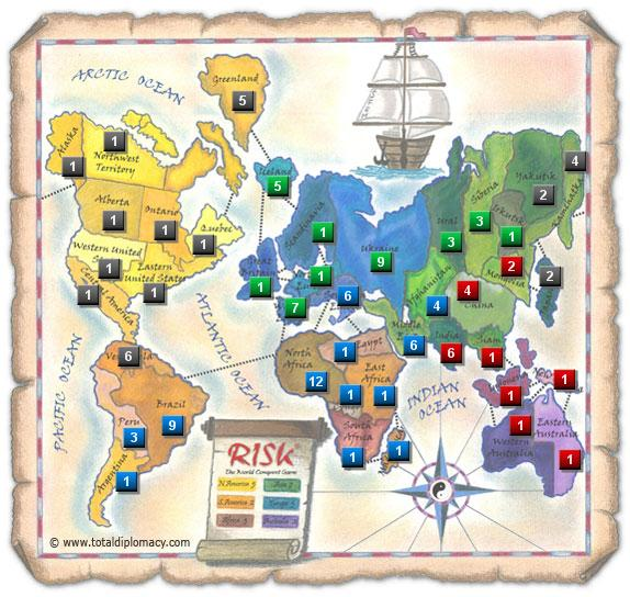 Total Diplomacy Risk Map: Stratton-End-