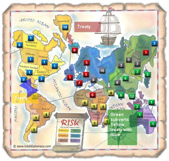 Total Diplomacy Risk Map: 2210-back-stab