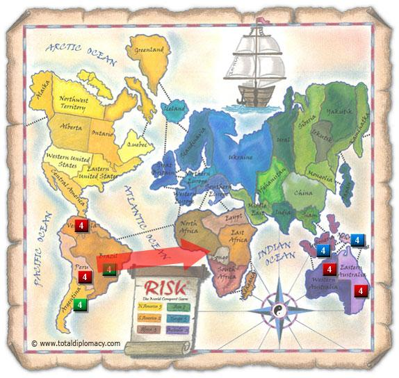 Total Diplomacy Risk Map: Forum_2_vs_4_p1