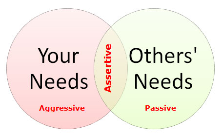 APA Model: Assertive, Aggresive, Passive Behaviour
