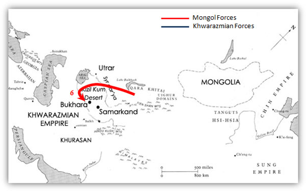 What can You Learn from the Mongol Invasion? (Part 2 of 2)
