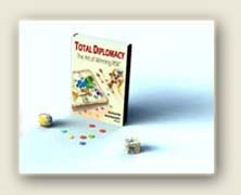 Book- Total Diplomacy, The Art of Winning War, Risk Strategies