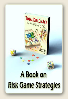 Book: Total Diplomacy, The Art of Winning Risk, Risk Strategies