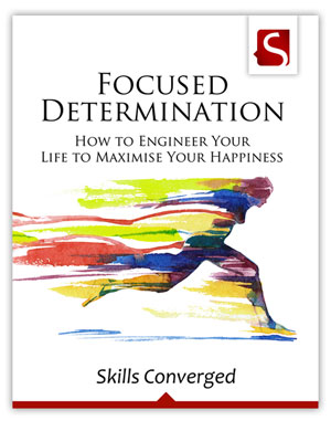 Focused Determination Book