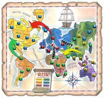 Risk Strategies, Solution 1.A: Treaty with Yellow